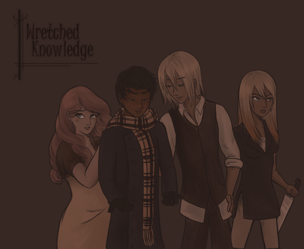 Wretched Knowledge by cinnamoncocoa