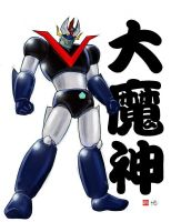 Great Mazinger by randychen