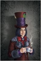 Mad Hatter2 by inSOLense