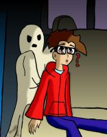 YFM: Ghost in the Bus by VickyJ
