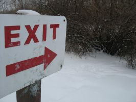 The Exit by adriengnotpiy