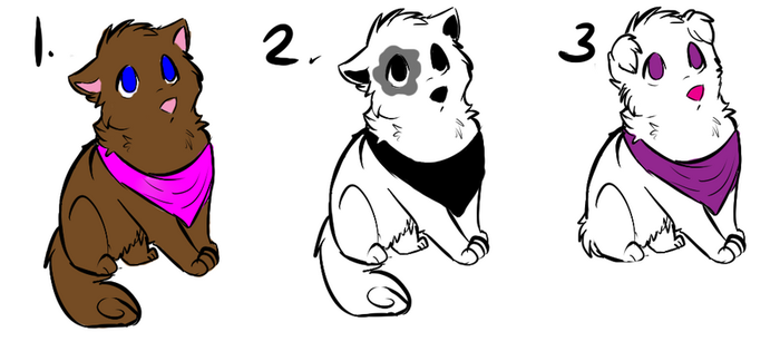 Cheap Points Adoptables - OPEN by miyu100