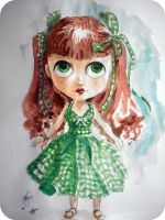 BJD illustration 1 by MarisaArtist