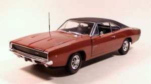 Ertl 1968 Dodge Charger by Firehawk73-2012