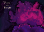 Stars and Planets by weepysheep