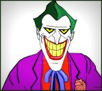 Animated Series Joker by HARLEYMK