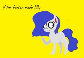 If My Oc Was Made By Tim Burton by LillyFilly4689