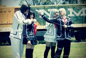 In Cross Academy... by RoxiiCosplay