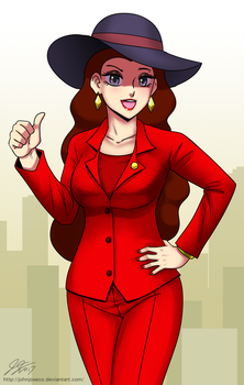 Mayor Pauline by johnjoseco