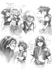 KH: Play and sketch part 3 by Anyarr