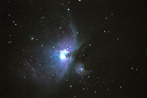 Orion Nebula by God-KingTaupo
