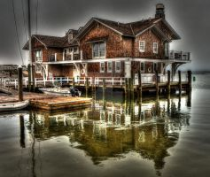 Fishing House by itcanbdone