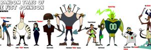 Cast of 'Huge Fist' by Banondorf