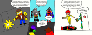 TMNT- Turtle Soup's On Page 22 by LuciferTheShort