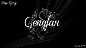 Super Junior ~ Gengfan~HanGeng by KangHyoNeul