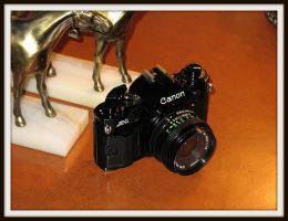 Canon A1 by FallisPhoto