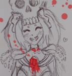 Bracedeathwithasmile by RoxanaPintilie
