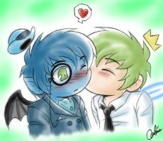 FOP: BL Chibi Kiss by Carro-chan