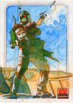 Fett's Bad Day by markmchaley