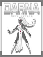 Cryogenic Darna by blue-fusion
