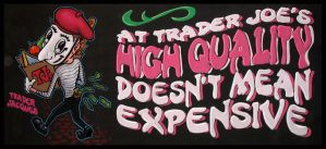 Trader Jacques chalkboard by TraderGino