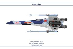 Fantasy 562 XWing China by WS-Clave