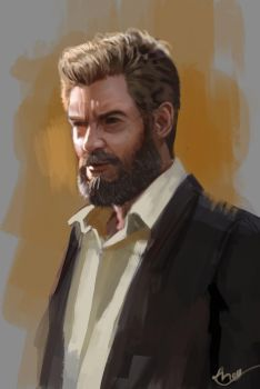 Logan by andyliongart