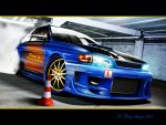 Subaru Impreza 'Driving school by x-tomi