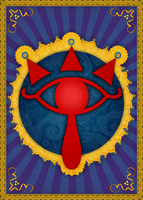 The Omniscient Sheikah Eye by ever-so-excited