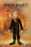 John Hurt : the forgotten doctor by CPD-91
