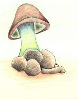 New Shroom by arevolutionarydevice