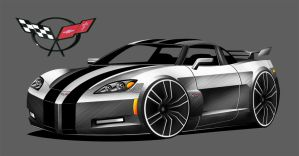 Corvette SS by Ghost21501
