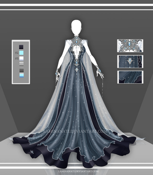 Adoptable Outfit Auction 57(closed) by LaminaNati