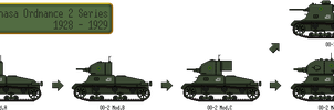 OO-2 Series by Panzerbyte