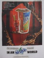 In An Nestea World by stand87