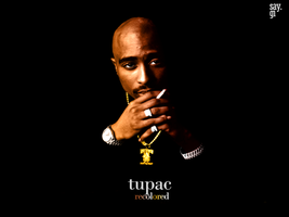tupac recolored by say.gi - 2pac by TheSayGi