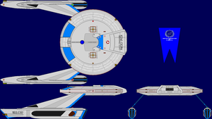 USS Ranger FASA Multi-View by captshade