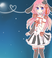 [Auction] Carnival Moon Bunny Adoptable by KokoMall