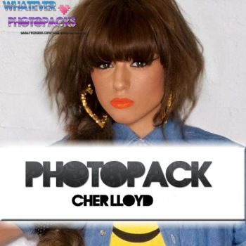 Cher Lloyd Photopack by Selena-Casi
