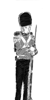 British Foot Guards by siwawuth