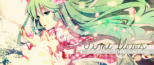 Miku Sign - Time flows by Neo-Ciel