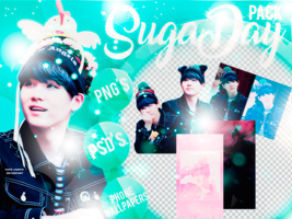 SPECIAL PACK: SUGADAY by Yumi-chan19