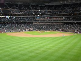 Center field by meboeck