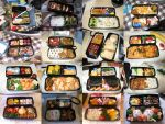 Bento Collage by arashiki