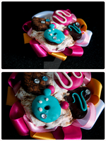 +__ Cute candy hairclip by Macabreskiss