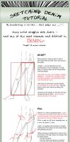 Fabric Tutorial: Denim by TheGoldenGizmet