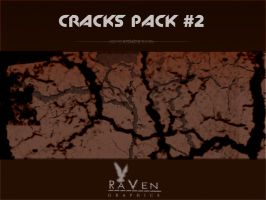 Cracks Pack2 Brushes by RavenGraphics