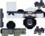 Kakashi Both Eyes by hollowkingking