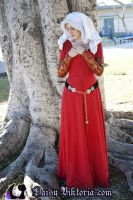 15th Century Netherlandish Kirtle by DaisyViktoria