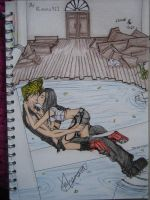Cloud and Tifa Love by Rimma911